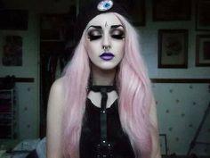 Pastel goth / Nu-#Goth