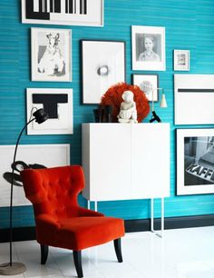 Red And Teal Color Palette Kathy Somerville Turquoise Bedroom