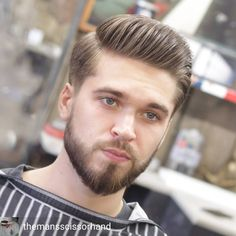 Guy's if you're looking for some cool haircuts for you. Find below we compiled top 15 Combover haircuts & hairstyles for you. Mens Haircuts Quiff, Quiff Haircut, Comb Over Haircut, Quiff Hairstyles, Latest Short Hairstyles, Latest Haircuts, Cool Haircuts, Haircuts For Men, Cool Hairstyles