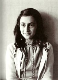 And finally I twist my heart round again, so that the bad is on the outside and the good is on the inside, and keep on trying to find a way of becoming what I would so like to be, and could be, if there weren't any other people living in the world. Anne Frank