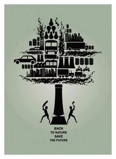 Back to nature save the future