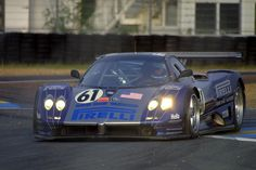 2003 Pagani Zonda  Mercedes-Benz (6.000 cc.) (A)	  Mike Hezemans  Anthony Kumpen  David Hart