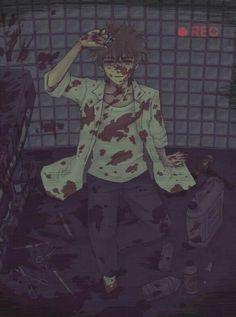 Shiki Anime Ozaki Toshio
