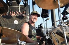 Shannon Leto of Thirty Seconds to Mars performs onstage during the 2017 Firefly Music Festival on June 18, 2017 in Dover, Delaware.