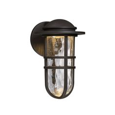STEAMPUNK 13IN IN/OUTDOOR SCONCE 3000K