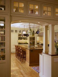 via Houzz - Kitchen Design