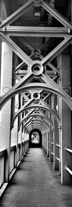 Bridge over the Tyne Newcastle Town, Newcastle Gateshead, Bridge Structure, Arch Bridge, North East England, Covered Bridges, Urban Photography, Beautiful Architecture, Habitats