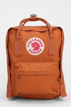 Fjallraven Kanken Mini Backpack #urbanoutfitters