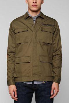 Loser Machine Beale Army Jacket