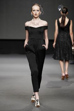 Lima Fashion Week | Jessica Butrich en LIFWeek OI'15 Runway #Lima #fashion #moda #women #runway #desfile #JessicaButrich #lifweek #limafashionweek | LIFweek OI'15