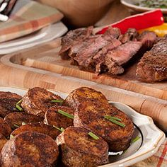 McKinnon's Market - Salem & Portsmouth NH, Danvers & Everett MA Grocery Stores - Broiled Steak with Spicy Potatoes