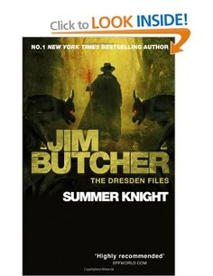Summer Knight: The Dresden Files Book Four: Amazon.co.uk: Jim Butcher: Books