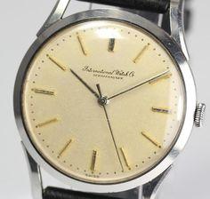 Iwc 【IWC】オールドインターメンズ手巻きcal.89搭載 時計 Watch Antique ¥68000yen 〆06月27日