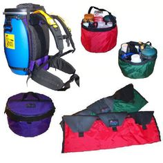 The Works - barrel, barrel pack, plain and divided barrel buckets, barrel cooler and two barrel pouches. Canoe Camping, Canoe And Kayak, Camping Gear, Camping Hacks, Backpacking, Camping Stuff, Kayaking, Canoeing, A Gear
