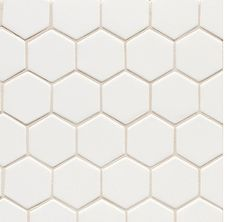 Walker Zanger- Hexagon Backsplash