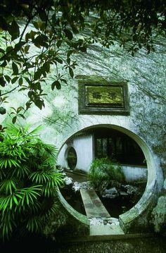 fuckyeah chinese garden | Suzhou gardens, China 中国国家地理