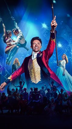The Greatest Showman (2017) Phone Wallpaper | Moviemania