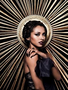 Unseen TVD S4 Promotional Photo of Kat Graham