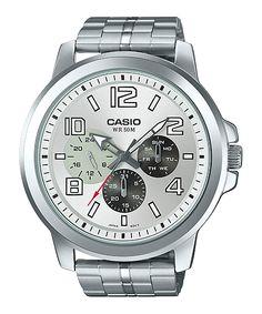CASIO SIAM สยามคาสิโอ จำหน่าย นาฬิกาข้อมือ - MTP-X300D-7AV