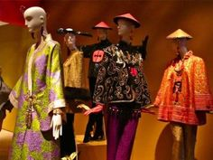 yves saint laurent chinese inspired collection - Google Search