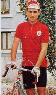 Ciclismo - Orlando Alexandre - Benfica