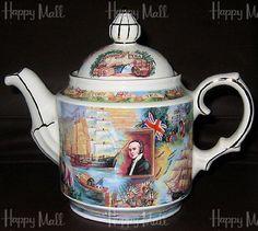 Sadler Teapot -- History of Tea