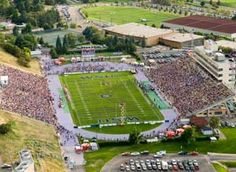 weber state university football field -