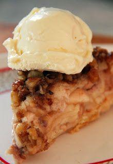 Jo and Sue: Upside Down Apple Pie