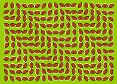 Just move your eyes and watch those almonds dance! This image is NOT actually moving.