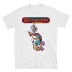 This makes for a great staple t-shirt. It's made of a thicker, heavier cotton, but it's still soft. And the double stitching on the neckline and sleeves add more durability to what is sure to be a favorite! Earthworms, Tees, Sleeves, Mens Tops, Cotton, T Shirt, Clothes, Fashion, Supreme T Shirt