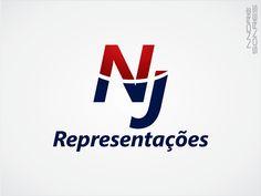 Logotipo - NJ Representações.