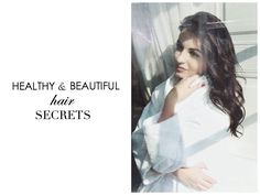 DC BEAUTY: HEALTHY AND BEAUTIFUL HAIR SECRETS