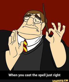 Harry Potter | Pacha Meme