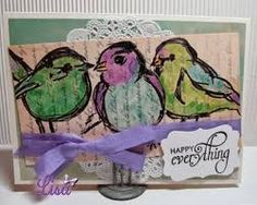 dina wakley scribbly birds - Google Search