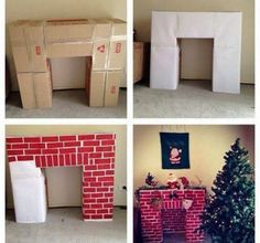 En appartement, pas de cheminée à la maison, les enfants se questionnent beaucoup. Comment le Père Noël pourra entrer dans notre maison ? Oui