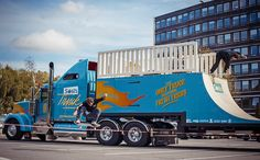 Le Sosh Truck fait carton plein à Lille on http://www.ridesessions.com