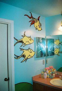 Dr. Seuss Inspired