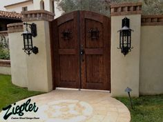 french country garage doors - Google Search