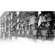 /09/1915 PARTIDO DE FÚTBOL EN SAN SEBASTIÁN. LOS REYES, EN SU TRIBUNA PRESENCIANDO EL JUEGO DE LOS EQUIPOS DE SAN SEBASTIÁN E IRÚN: Descarga y compra fotografías históricas en | abcfoto.abc.es
