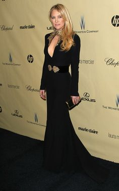 Kate Hudson Photos - The Weinstein Company's 2013 Golden Globe Awards After Party - Arrivals - Zimbio
