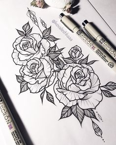 "Polubienia: 142, komentarze: 2 – Victoria Kovalenko | Tattooer (@kovaleshkaaa) na Instagramie: ""Свободный эскиз. По всем вопросам писать ТОЛЬКО в Direct…"""
