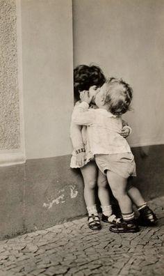 Portrait of a very young Heartbreaker....photo by Sr. Luiz Brandão, 1930s
