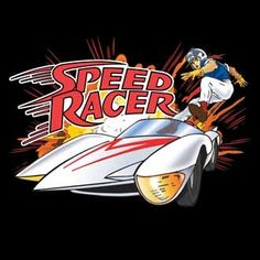 Speed Racer Jump in the Car T-Shirt,