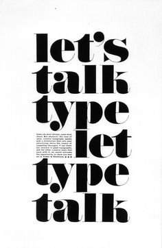by Herb Lubalin poster design layout typography Bauhaus Typography, Typography Love, Typographic Poster, Typography Letters, Graphic Design Typography, Logo Design, Poster Fonts, Vintage Typography, Type Design