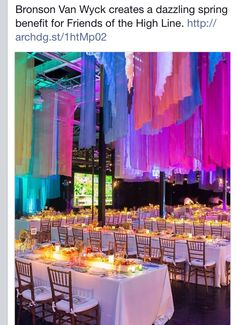 Lovely use of colour and light