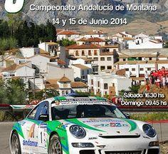 3ª Subida a Colmenar-Montes de Málaga 2014 (14-15 Junio). El andaluz de montaña, llega a Málaga | Motor VS Motor