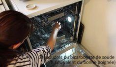 Un lave-vaisselle plus propre en trois étapes et deux produits - Astuces de grand mère
