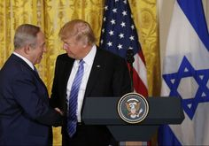 Trump created the first new paradigm for the Israeli-Palestinian conflict in a quarter of a century and became the first US president to set aside the principles of the 1993 Oslo Accord.