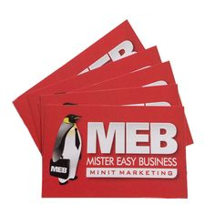 Fast & easy business cards