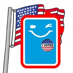 Exercise your right as an American to #vote! #election2012